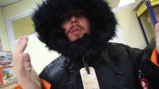 Городская зимняя куртка Slim Fit N-3B Parka Alpha Industries