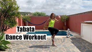 DAY 9   Home Tabata Workouts - TABATA DANCE WORKOUT