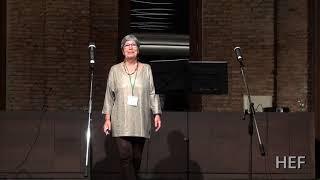 La bela rozo – Tatjana Auderskaja – Deklamas Rosa López