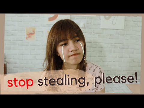 (BAHASA) To SELLERS that make money out of other artists' digital works, WATCH THIS!