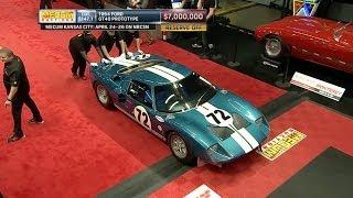 $7 Million 1964 Ford GT40 Prototype - Mecum Auctions