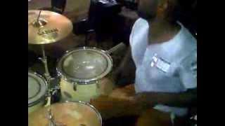 kirk franklin - GOD like you - Drum cover  - By ( Mk-stixx )