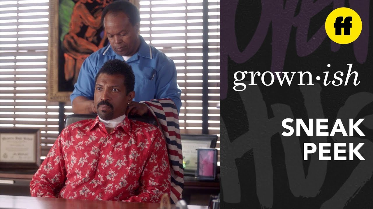 Download grown-ish Season 2, Episode 6   Sneak Peek: Zoey Begs The Dean For Help   Freeform