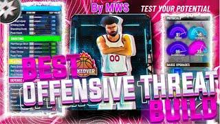 BEST OFFENSIVE THREAT IN 2k20 | DEMIGOD PG | NBA 2k20