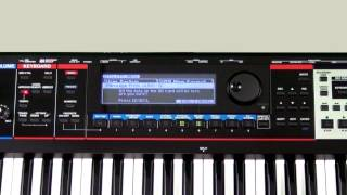 Roland Juno-Gi - How Format SD Card