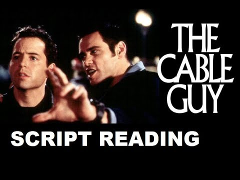 The Cable Guy Script Reading - Finale