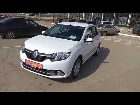 Купить Рено Логан (Renault Logan) МТ 2015 г. с пробегом бу в Саратове. Элвис Trade-in центр