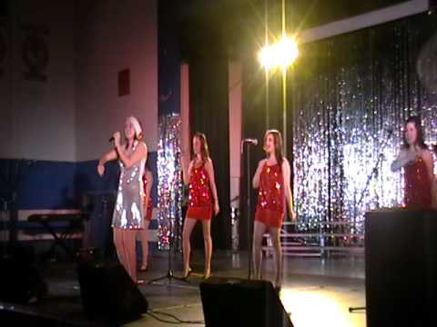 Santa Baby - Gonzaga Christmas Dinner Theatre