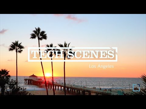 Coming Soon Tech Scenes - Episode 1 Los Angeles - Subscribe for Exclusive Access -