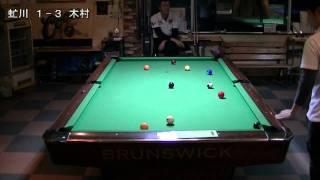 2011/11/19 PLAYERS!(宇都宮) 虻川 修プロのチャレンジマッチ。VS 木...