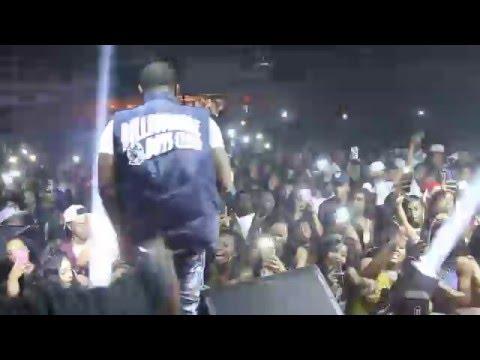 Yfn Lucci x DJ Chose Live Bryan Tx