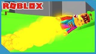 Rocket Powered Cat!! - Roblox Rocket Simulator