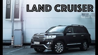 Toyota LAND CRUISER 200 – Царь зверей. Тест-драйв