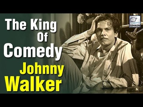 Things You Need To Know About The King Of Comedy Johnny Walker