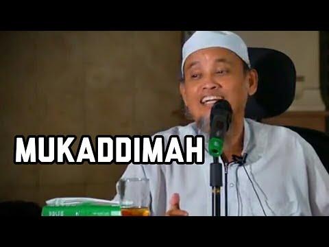 Mukaddimah Lucu, Ustadz Ali Ahmad Bin Umar