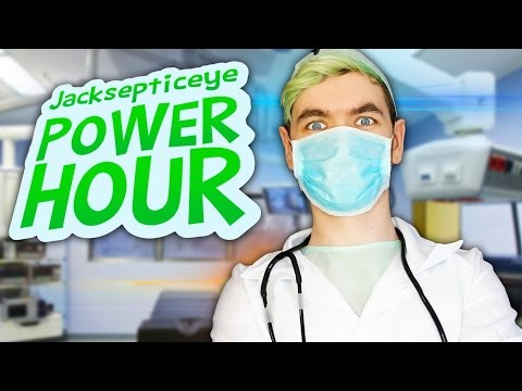 The Jacksepticeye Power Hour - Dr. Septiceye
