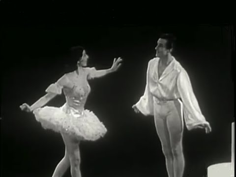 Alicia Markova, Anton Dolin – PDD from 'A Song for Miss Julie' (1945)