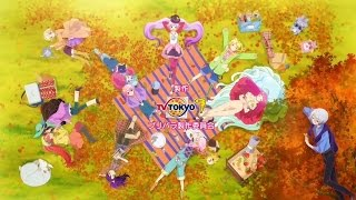 new ending my heart is a rainbow melody and the pripara stars ing t...