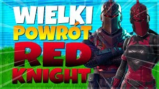 SKIN RETURNS RED Knight (RED KNIGHT)-Fortnite Battle Royale