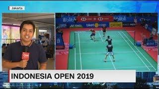 Tiket, Jadwal & Hasil Indonesia Open Hari Ini I Live Report