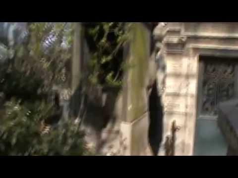 tombe de MICHEL BERGER au cimetière MONTMARTRE