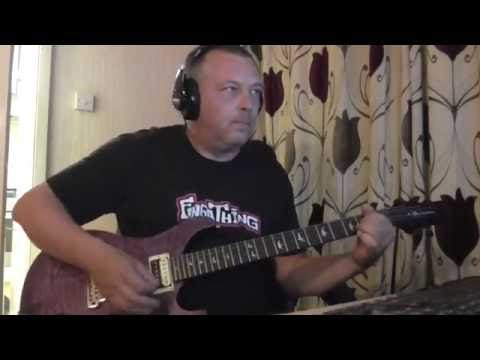 Manic Street Preachers - Australia - Guitar Cover