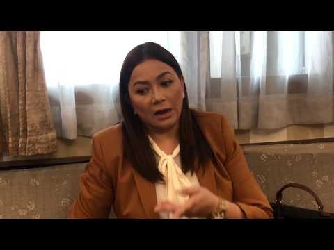 Dina Bonnevie says daughterinlaw Kristine Hermosa is very masinop & sobrang organized like her