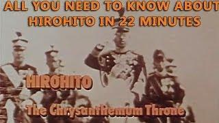 Hirohito - The Chrysanthemum Throne