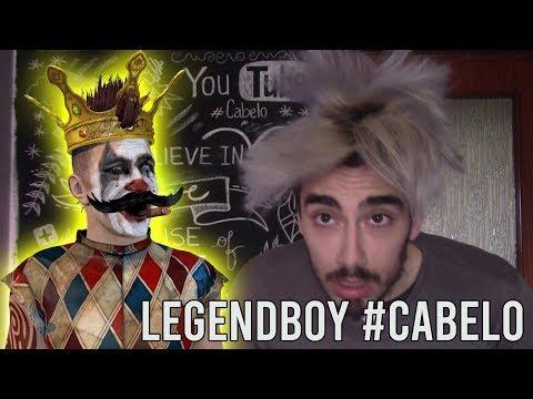 Morais recorda o melhor do LegendBoy #Cabelo