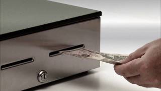 Advantage Cash Drawer with LockIt by MMF POS