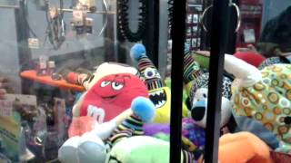 ANOTHER UNLOCKED CLAW MACHINE!!? SAME LOCATION