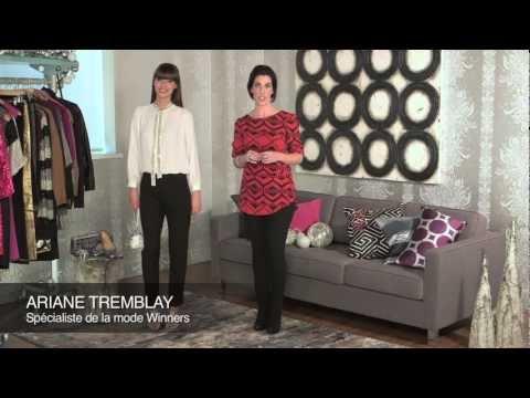 La mode en Fêtes -- du bureau au resto | Winners Canada