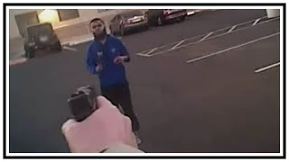 Allegiance To ISIS (Officer Involved Shooting) | Body Cam | United States | 20190107