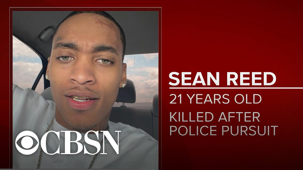 Sean Reed Killed in Indianapolis Police Shooting That May Have ...