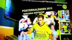 BVB Borussia Dortmund Poster Calender 2012