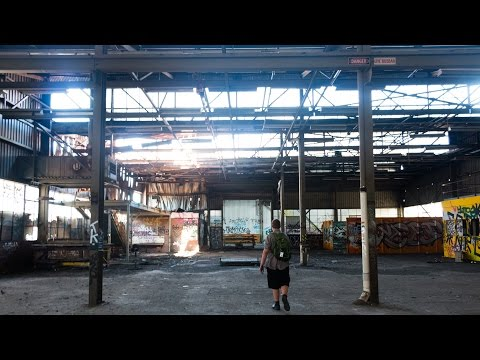 Abandoned: D&G Engineering Workshops - Port Melbourne