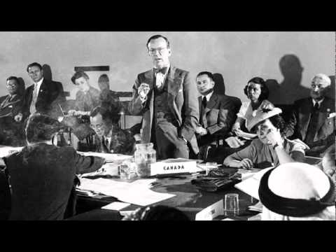 Andrew Cohen on Lester B. Pearson, clip from Extraordinary Canadians