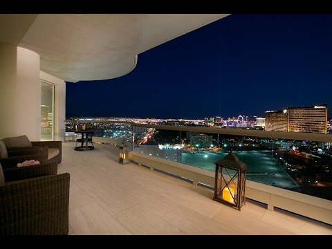 For Sale The Tiffany Penthouse at Turnberry Place in Las Veg