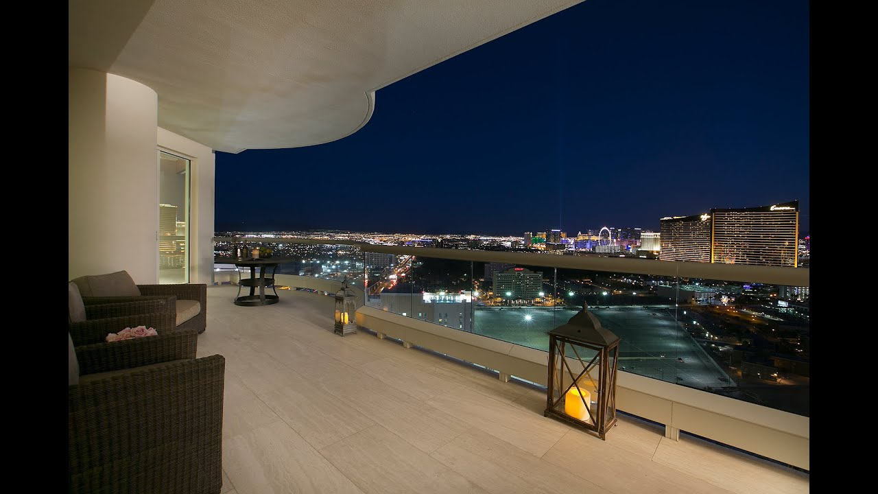 Sold The Tiffany Penthouse At Turnberry Place In Las