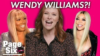 Will Wendy Williams finally become a 'Real Housewife'? | Housewives Hangover | Page Six