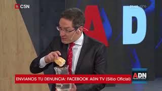 Tomás Méndez - ADN 2/09/2018 - Militando el ajuste