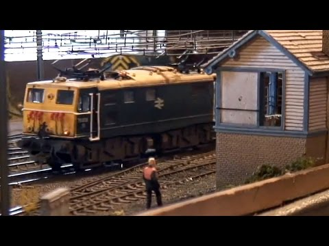 Bassetlaw (NN)RS 2013 Model Railway exhibition at Retford.