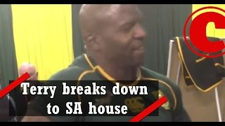 Terry Crews and Juan de Jongh dance battle Youtube