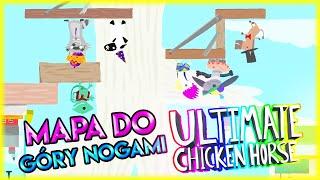 MAPA DO GÓRY NOGAMI *Będę rzygał*   Ultimate Chicken Horse [#95]   BLADII
