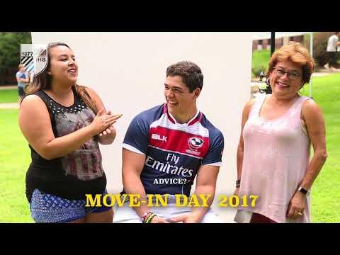 Regis University   Move-in Day 2017