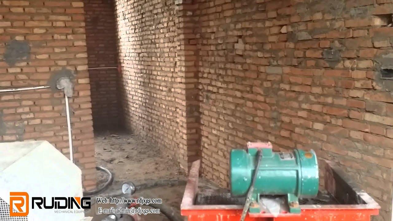 Mortar Spray Machines Mail: Mortar Spraying Machine , Dry Mix Mortar Spray Machine