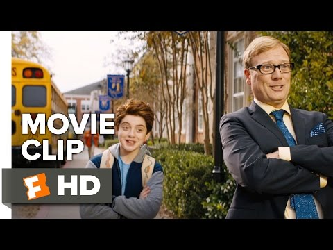 Middle School: The Worst Years of My Life Movie CLIP - I'm New (2016) - Lauren Graham Movie