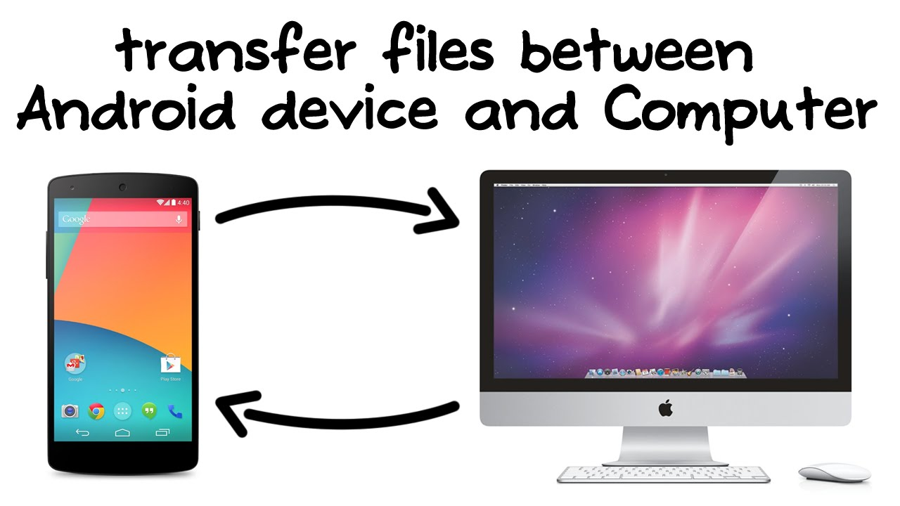 Adb pushpull to transfer between android and apple computer adb pushpull to transfer between android and apple computer sciox Images