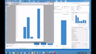 Charting in Dynamics NAV 2013 Made Easy - Chicago ERP Software