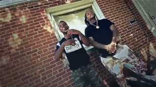 AIM X KINGL (KING LOUIE) - ON THE LOW [OFFICIAL VIDEO] @MONEYSTRONGTV